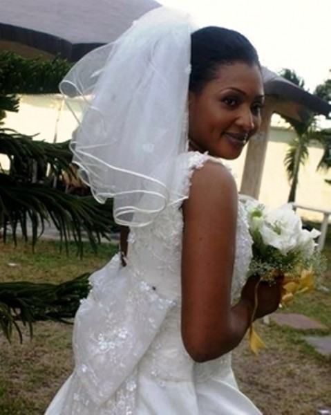Nollywood Actress Thelma Okoduwa Weds In Style