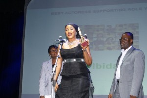 Bisi receives Best Actress Awards