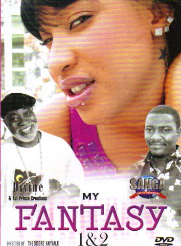 My Fantasy Movie Poster