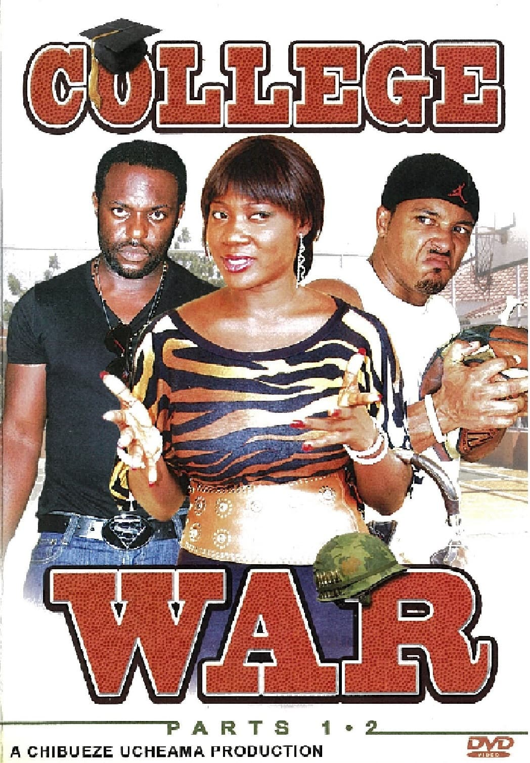 College War Movie Poster